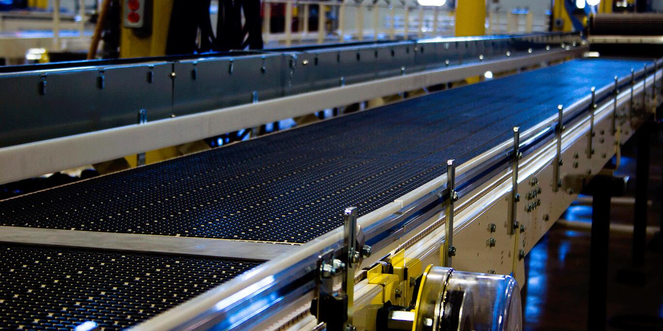 Производство цепных конвейеров